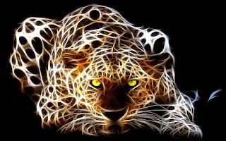 Screenshot of 3D Tigers Real Water HD