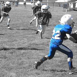 by Traci Corwin - Sports & Fitness American and Canadian football