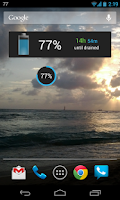 Screenshot of BatteryBot Pro