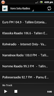 Voro Setu Radios - screenshot