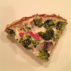 Savory Vegetable Quiche
