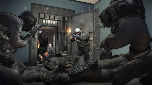 Payday 2 is coming to PS4 and Xbox One