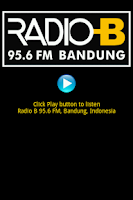 Screenshot of Radio B