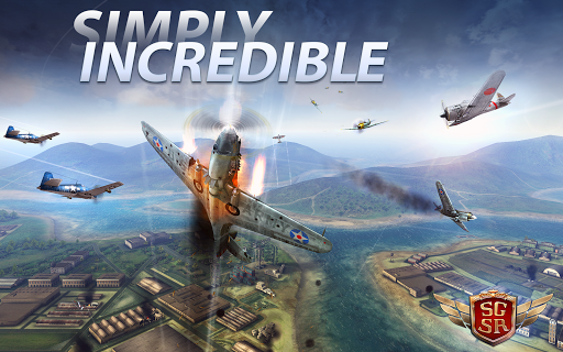 Sky Gamblers: Storm Raiders - screenshot