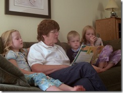 storytime with nanna