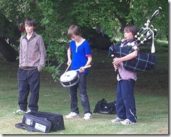 newbattle abbey buskers