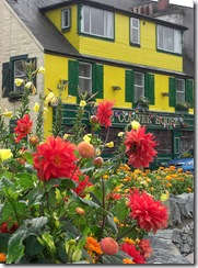 colourful corner tarbert