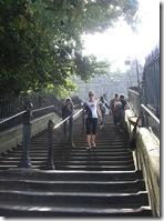 edinburgh playfair steps