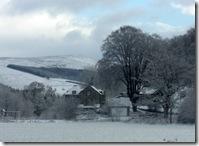 snowy Scots Mill