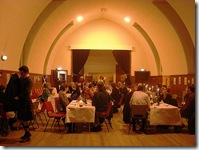 Burns Supper hall