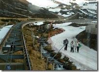 funicular track