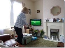 edwina and the wii
