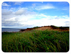 sand dunes pei