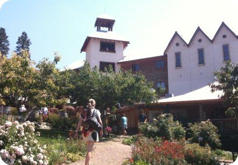 hillside estate winery