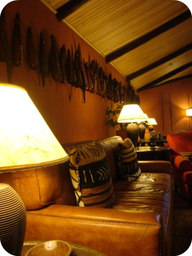 mara safari club lodge