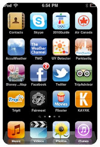 2010's most useful travel apps