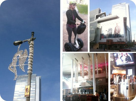 Exporing Downtown LA