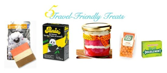 travel-friendly treats