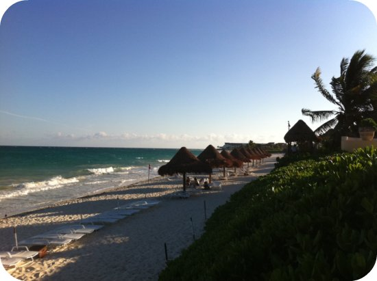 Fairmont Mayakoba Beach