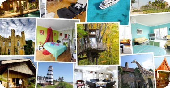 Top 5 vacation rental sites (photo via airbnb)