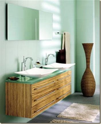 Espejos para ba os decoraci n de habitaciones y for Espejos diferentes