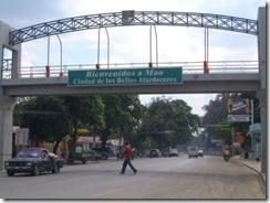 Puente peatonal de hatico