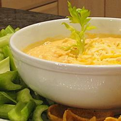 Five-Star Buffalo Chicken Dip