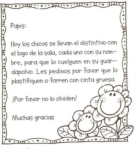 15 a os frases cortas 3 quotes links for Carta de despedida para una maestra de jardin