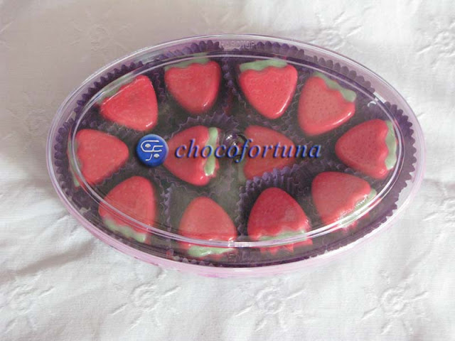 Praline Strawberry