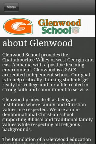 【免費生活App】Glenwood School-APP點子