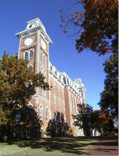 Old Main Both Towers 2