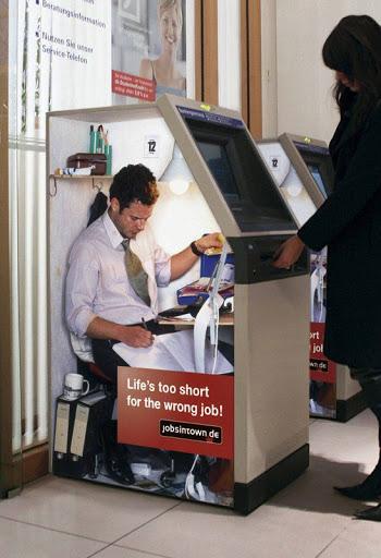 Cara Kerja Mesin ATM Dan Mesin Lainnya