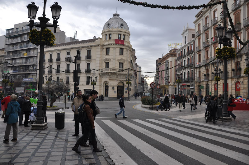 Улица в Гранаде