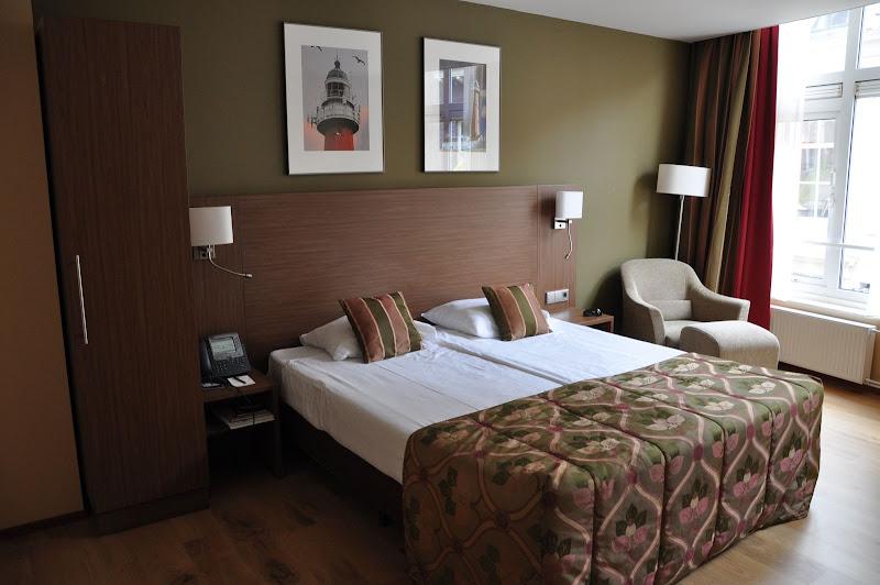 Номер в гостинице Парк Отель в Гааге