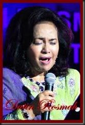 rosmah nyanyi