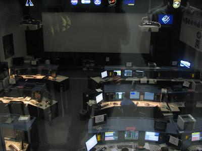 Hubble control center