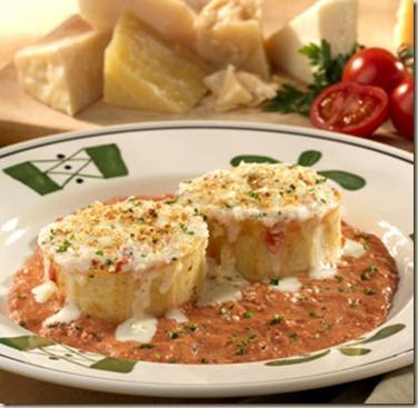 Olive Garden lasagna_rollata_al forno