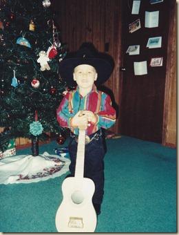 Tyler as Garth 1992
