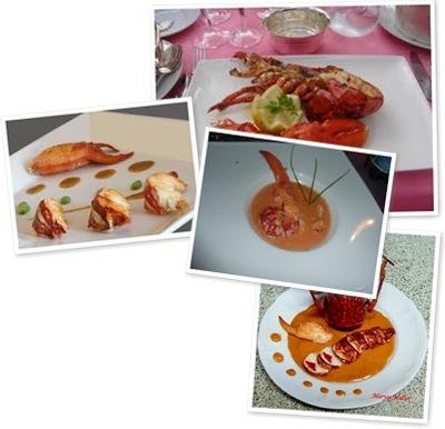 Afficher homard