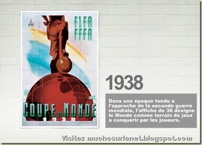 Affiche France 1938
