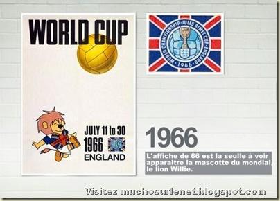 Affiche Angleterre 1968