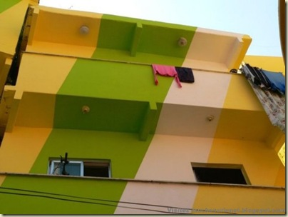 Repeindre les favela, Santa Marta, Brésil-11