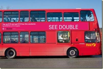 Peinture sur bus