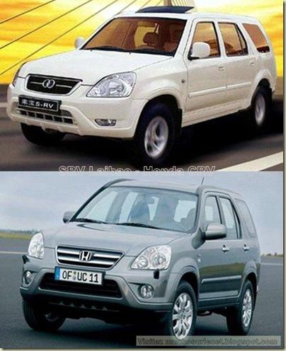 Les constructeurs automobiles chinois préfèrent copier-3
