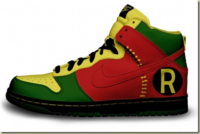 Sneakers robin
