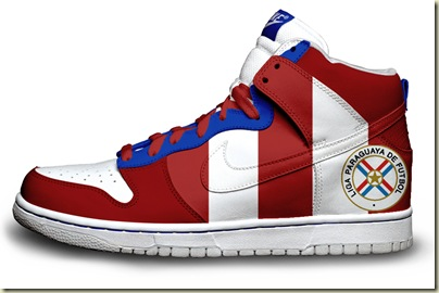 Sneakers Paraguay