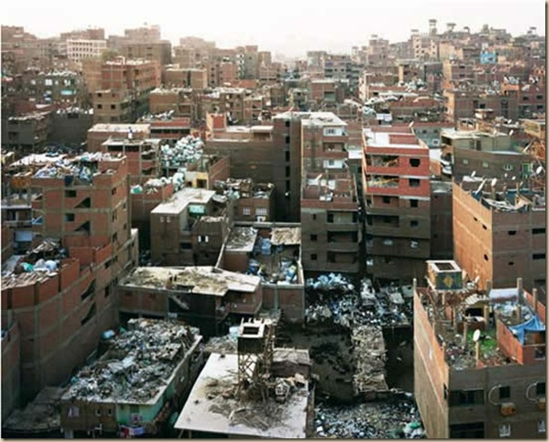 La ville des détritus