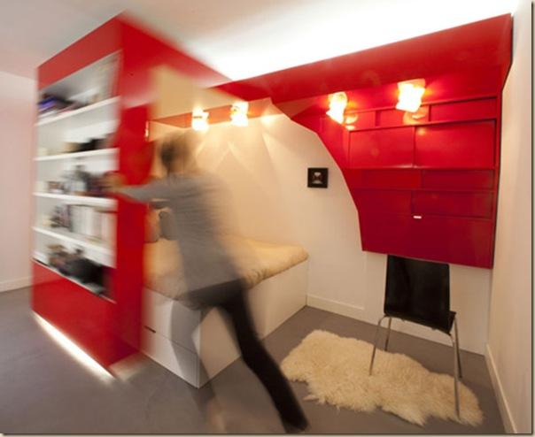 Design d'intérieur pour jolie appart Parisien