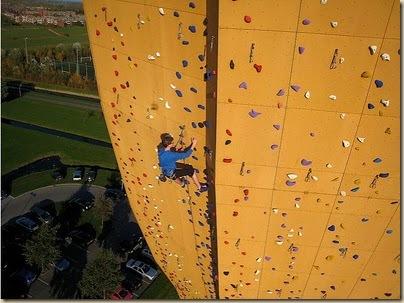 Mur d'escalade plus haut du monde-12