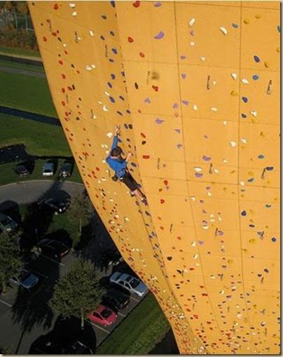 Mur d'escalade plus haut du monde-14